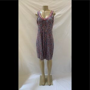 Boden (WH637) Size 12R Sienna Dot Print Dress